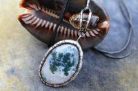 MAGICKÁ HLUBINA - ochranný amulet s minerály