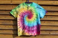 Veselá pestrobarevná nejen letní trička pro děti :)